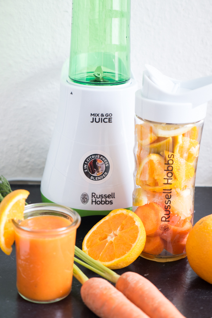 Russell Hobbs Explore Smoothie Maker Mix & Go Juice